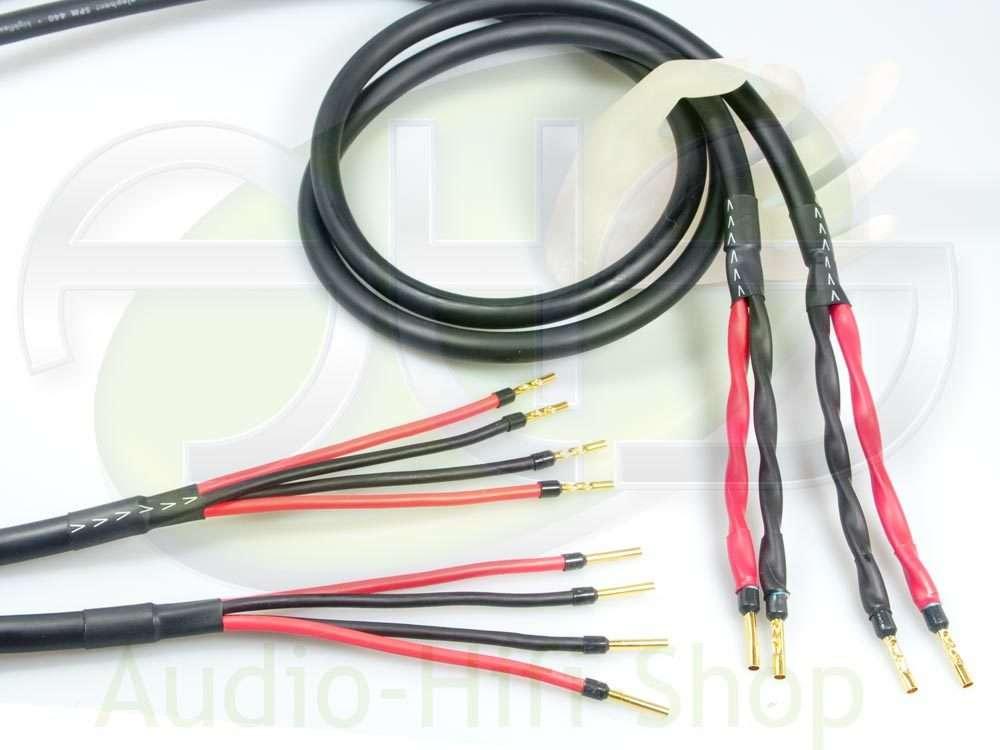 Elephant 4 x 2,5 qmm von Sommer Cable bi-wire - audio-hifi-shop