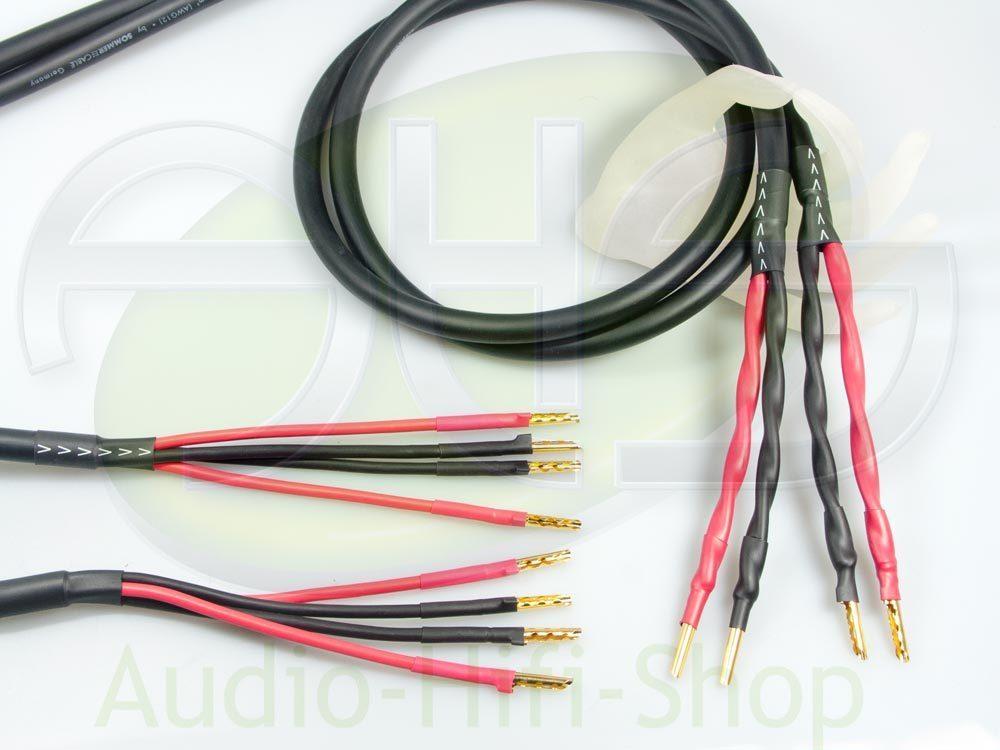 elephant 4 x 2 5 qmm von sommer cable bi wire audio hifi shop. Black Bedroom Furniture Sets. Home Design Ideas