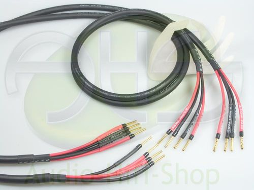 Elephant 4 x 4,0 qmm von Sommer Cable bi-amping