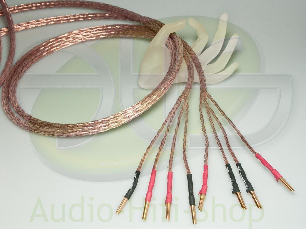 Kimber 8TC all clear bi-amping - audio-hifi-shop
