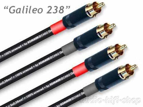 Sommer Cable Galileo 238 Cinch