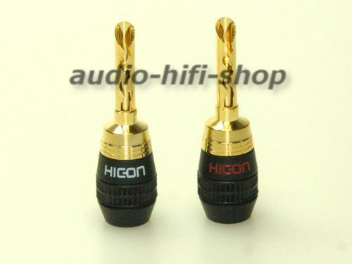 HICON Bananenstecker HI-BM05