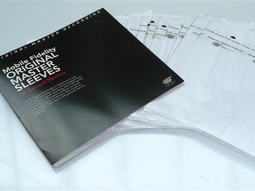 MFSL Original Master Sleeves 50 Stk.