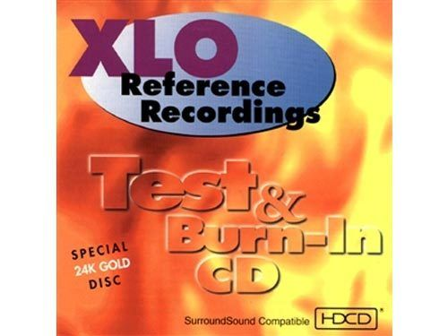 XLO Test & Burn-In / 24K Gold / HD CD